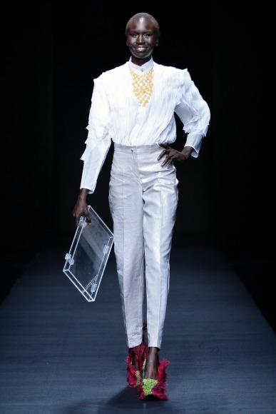 Khothatso Tsotetsi mercedes benz fashion week africa 2013 fashionghana african fashion (13)