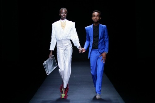 Khothatso Tsotetsi mercedes benz fashion week africa 2013 fashionghana african fashion (17)
