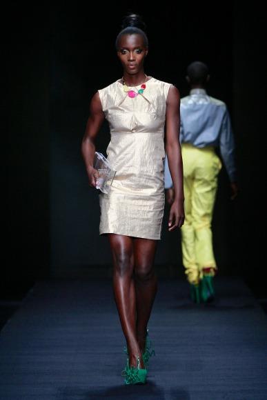Khothatso Tsotetsi mercedes benz fashion week africa 2013 fashionghana african fashion (2)