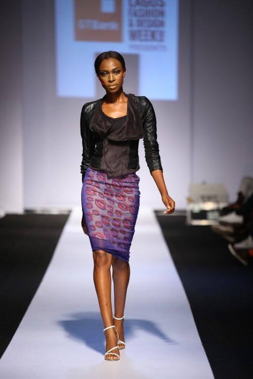 Kiki Kamanu lagos fashion and design week 2014 fashionghana african fashion (2)