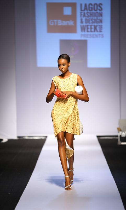 Kiki Kamanu lagos fashion and design week 2014 fashionghana african fashion (5)
