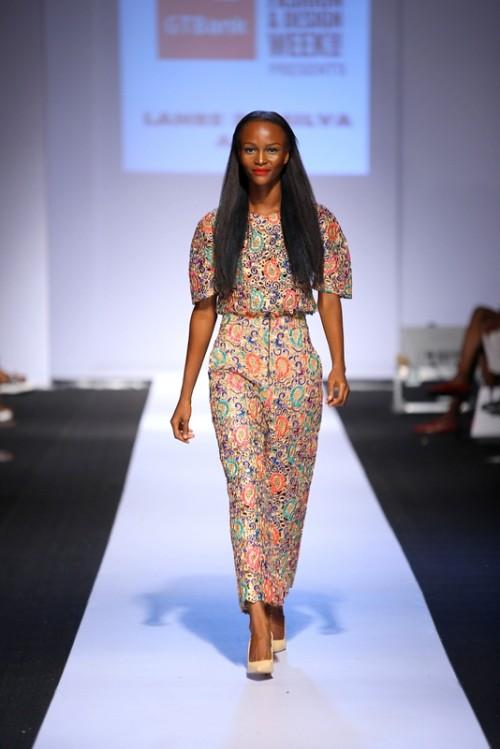 Lanre Da silva lagos fashion and design week 2014 african fashion fashionghana (3)