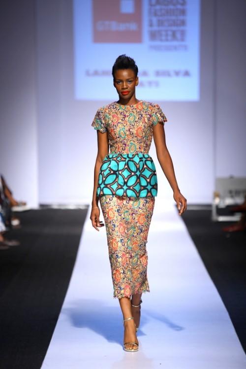 Lanre Da silva lagos fashion and design week 2014 african fashion fashionghana (4)