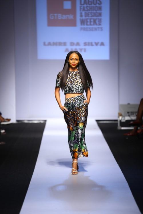 Lanre Da silva lagos fashion and design week 2014 african fashion fashionghana (6)