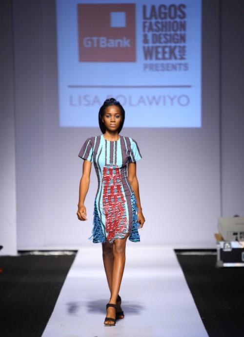 Lisa Folawiyo lagos fashion and design week 2014 fashionghana african fashion (6)