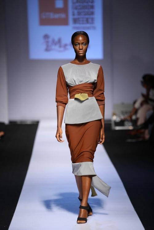 Meena lagos fashion and design week 2014 fashionghana african fashion (1)