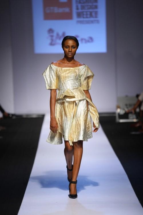 Meena lagos fashion and design week 2014 fashionghana african fashion (6)