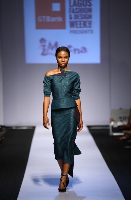 Meena lagos fashion and design week 2014 fashionghana african fashion (9)