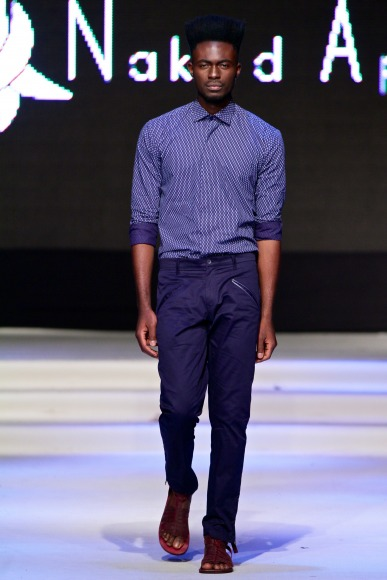Naked Ape Port Harcourt Fashion Week 2014 african fashion Nigeria fashionghana (2)