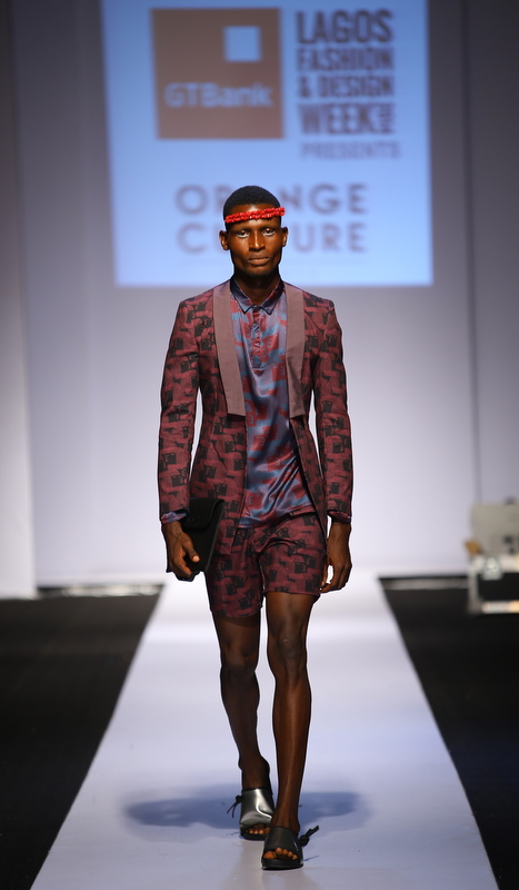Orange Culture lagos fashion and design week 2014 fashionghana african fashion (6)