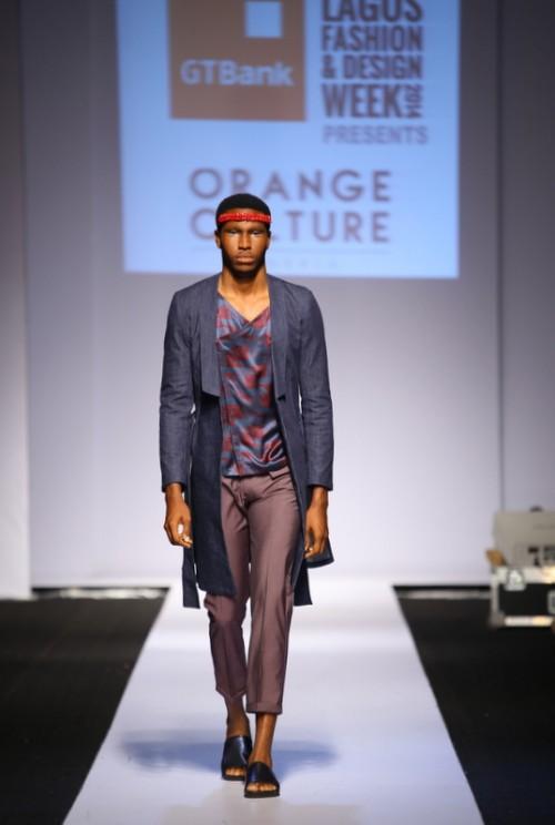 Orange Culture lagos fashion and design week 2014 fashionghana african fashion (7)