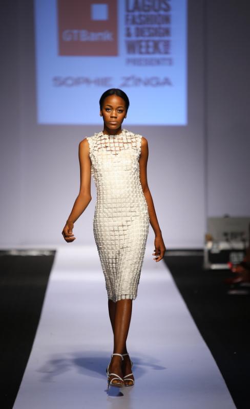 Sophie Zinga lagos fashion and design week 2014 fashionghana african fashion (18)