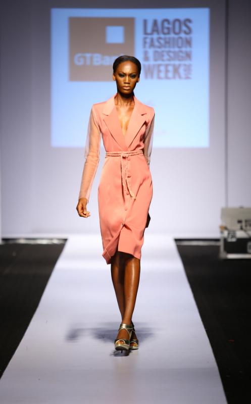 Sunny Rose lagos fashion and design week 2014 african fashion fashionghana (1)
