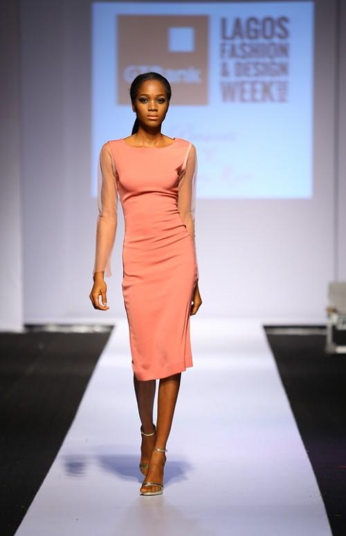 Sunny Rose lagos fashion and design week 2014 african fashion fashionghana (2)