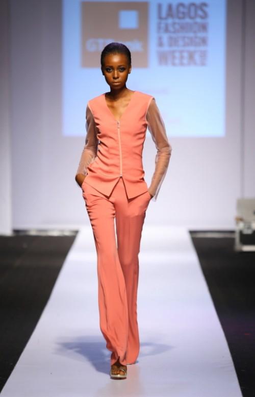 Sunny Rose lagos fashion and design week 2014 african fashion fashionghana (3)