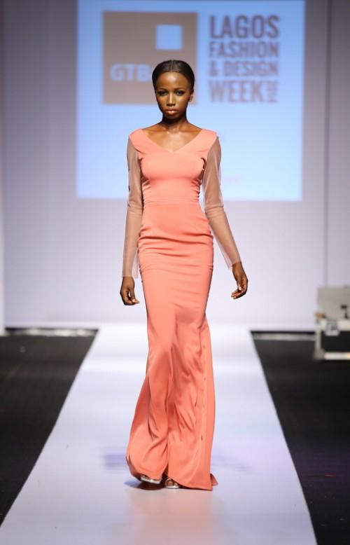 Sunny Rose lagos fashion and design week 2014 african fashion fashionghana (4)