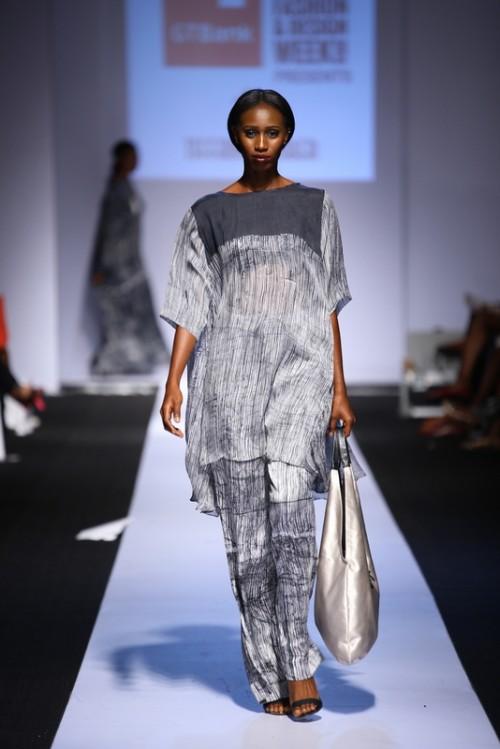Tiffany Amber lagos fashion and design week 2014 fashionghana african fashion (6)