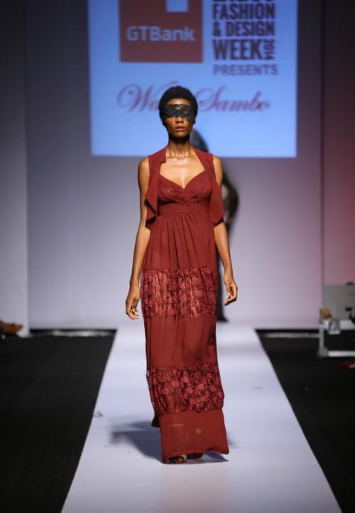 Wana Sambo lagos fashion and design week 2014 fashionghana african fashion (1)