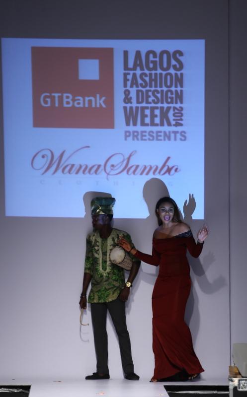Wana Sambo lagos fashion and design week 2014 fashionghana african fashion (20)