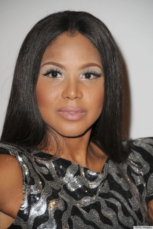 BEVERLY HILLS, CA - FEBRUARY 11:  Toni Braxton arrives at Clive Davis and The Recording Academy's 2012 Pre-GRAMMY Gala and Salute to Industry Icons Honoring Richard Branson at The Beverly Hilton hotel on February 11, 2012 in Beverly Hills, California.  (Photo by Steve Granitz/WireImage)
