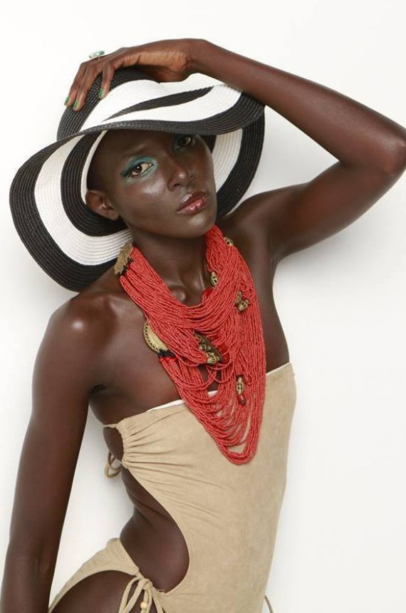 awa sanko fashion model ivory coast african fashion (9)