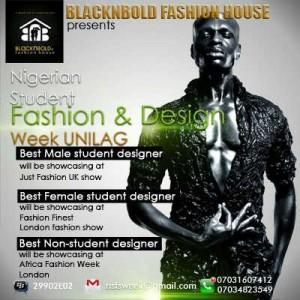 black n bold