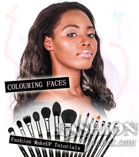 colouring faces2