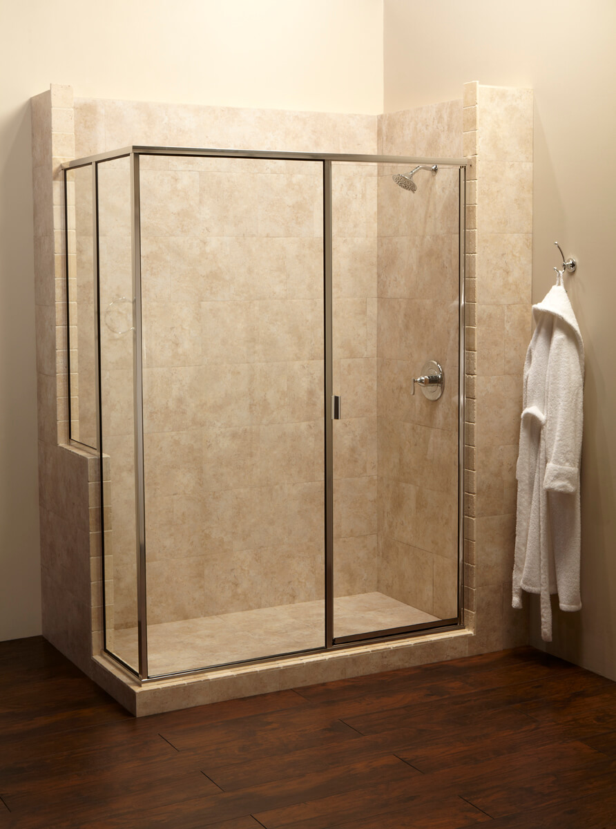 Glass Tub Shower Doors Framed Mirrors Fashion Glass Mirror