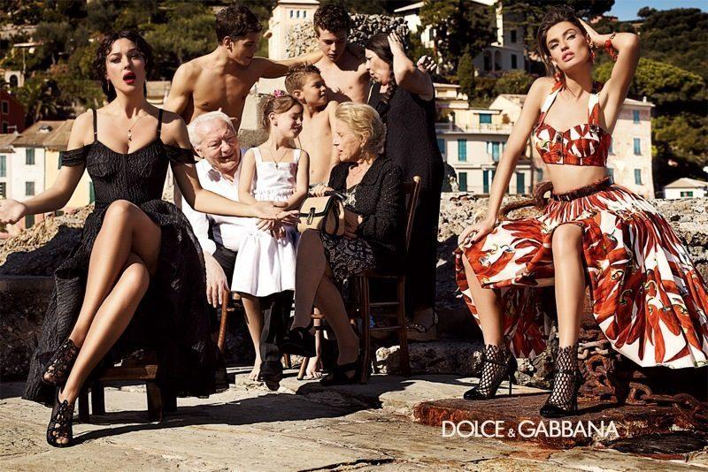 Gabbana Gandy And Ads Dolce David