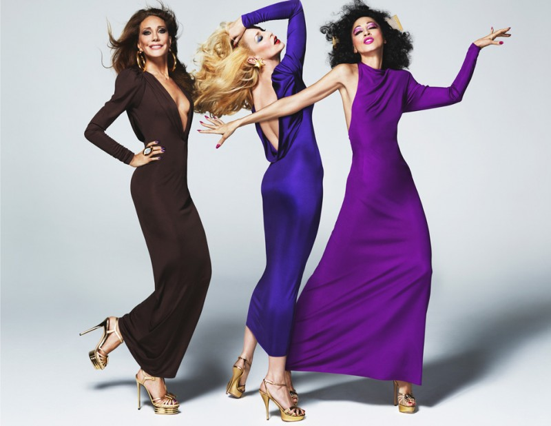 mac antonio lopez1 800x618 MAC Taps Jerry Hall, Marisa Berenson & Pat Cleveland for Antonio Lopez Makeup Collection