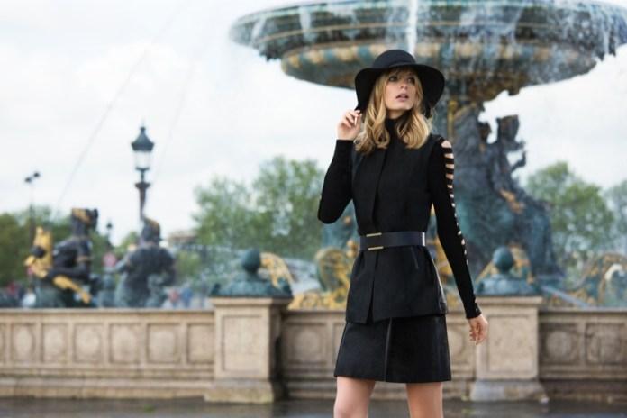 julia stegner model6 Julia Stegner Stars in NetWorks Fall 2013 Campaign
