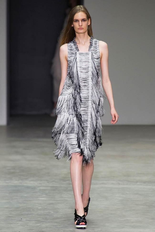calvin klein spring 2014 33 5 Surprising New York Fashion Week Spring 2014 Trends