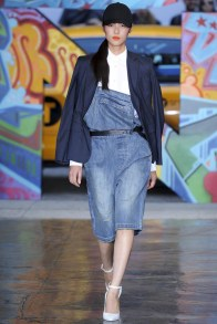 Image: DKNY Spring/Summer 2014 Show