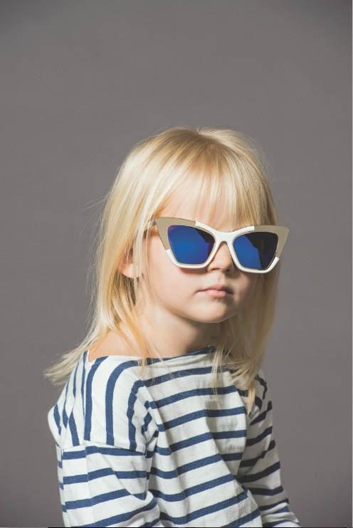 karen walker eyewear61 Cute Kids Front New Karen Walker Eyewear Advertising Campaign