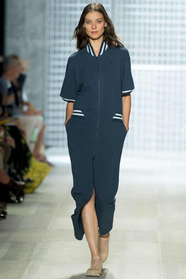 lacoste spring 2014 7 5 Surprising New York Fashion Week Spring 2014 Trends