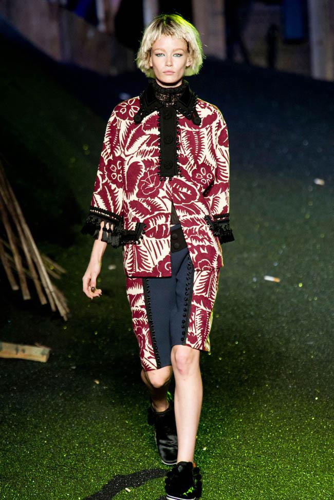 marc jacobs spring 2014 7 5 Surprising New York Fashion Week Spring 2014 Trends