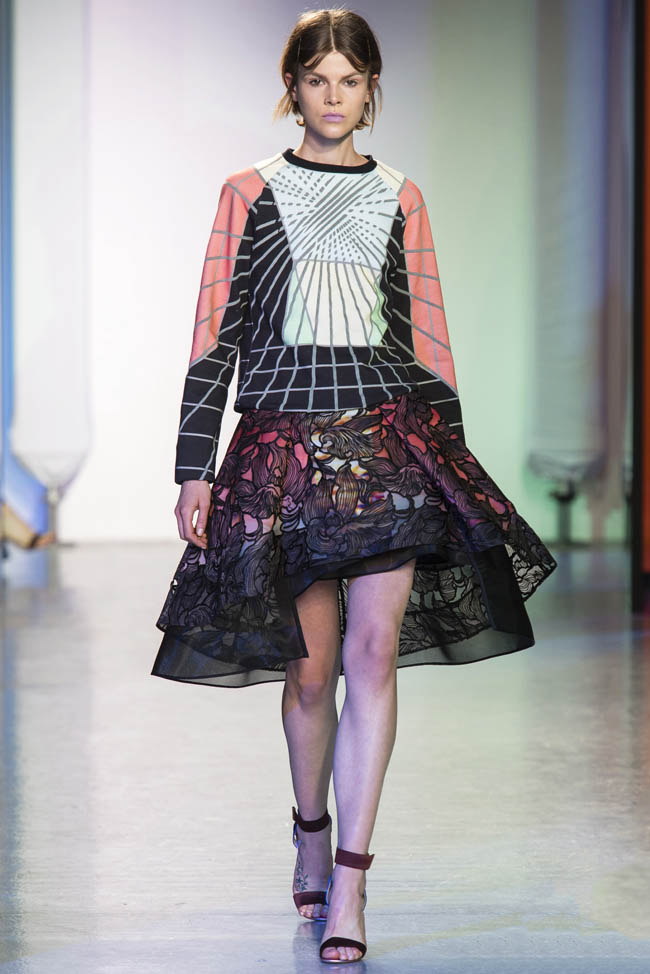 peter pilotto spring 2014 24 4 London Fashion Week Spring 2014 Trends That Inspire