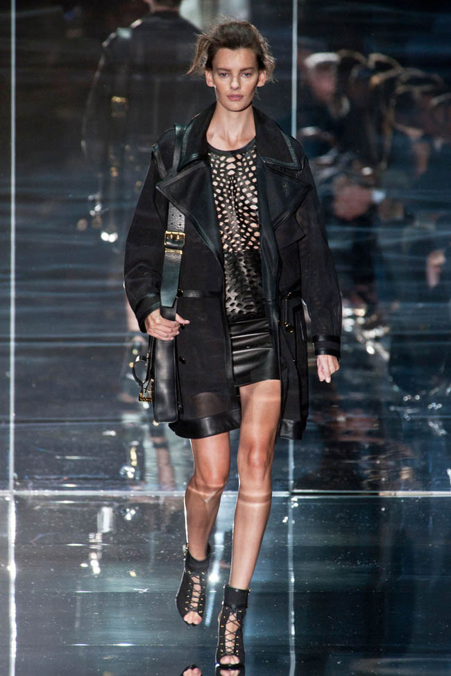 tom ford spring 2014 10 4 London Fashion Week Spring 2014 Trends That Inspire