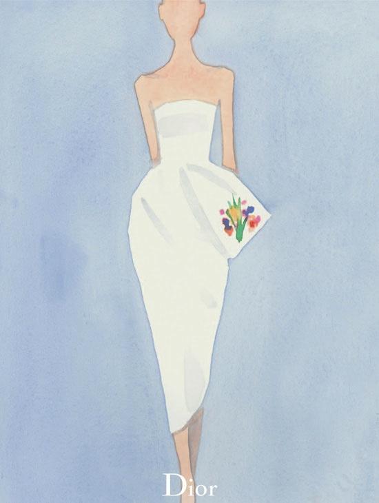 Dior by Gustafson on Plus Black blog