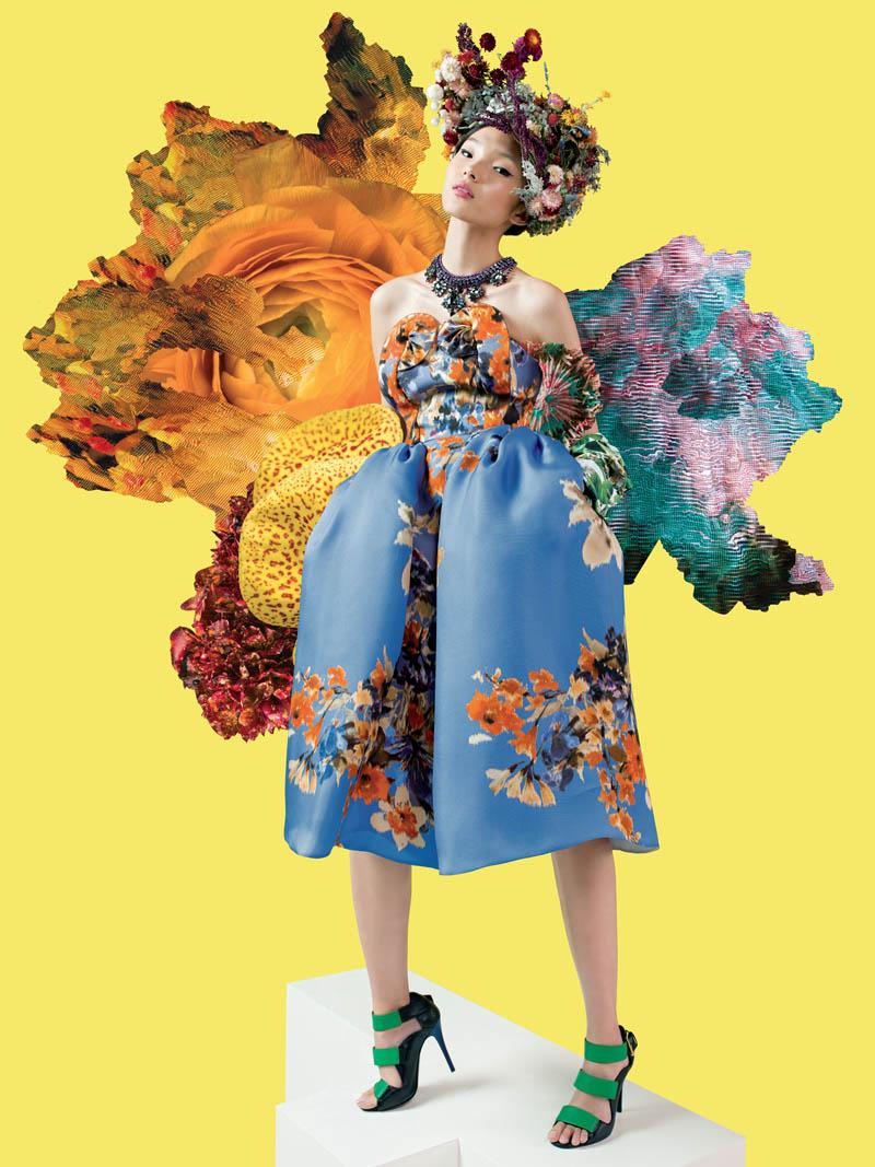 Lane Crawford 2014 Spring/Summer Campaign
