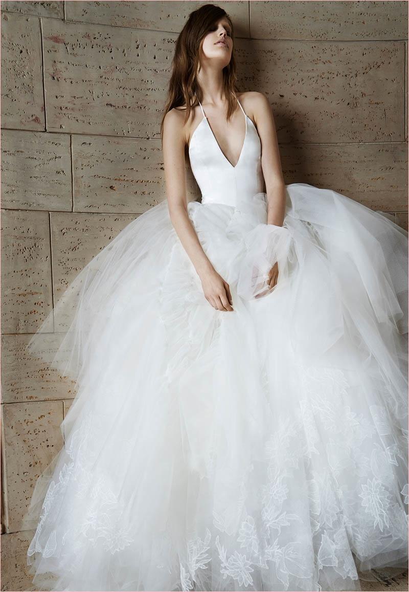 bridal spring 2... Vera Wang Wedding Dresses