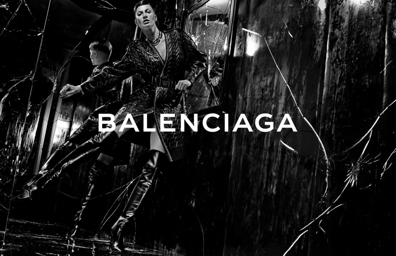 Balenciaga Fall 2014 Ad Campaign Photos Fashion Gone Rogue
