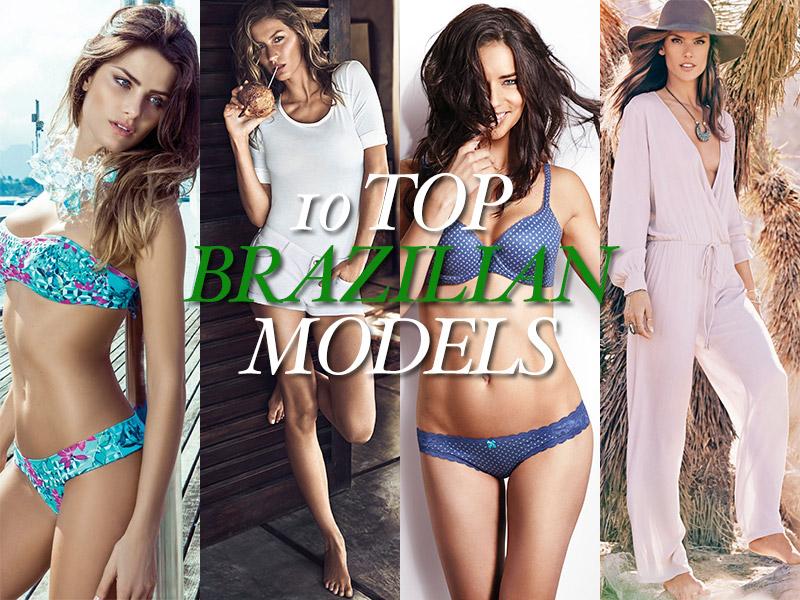 Brazilian Models From Gisele Bundchen To Adriana Lima