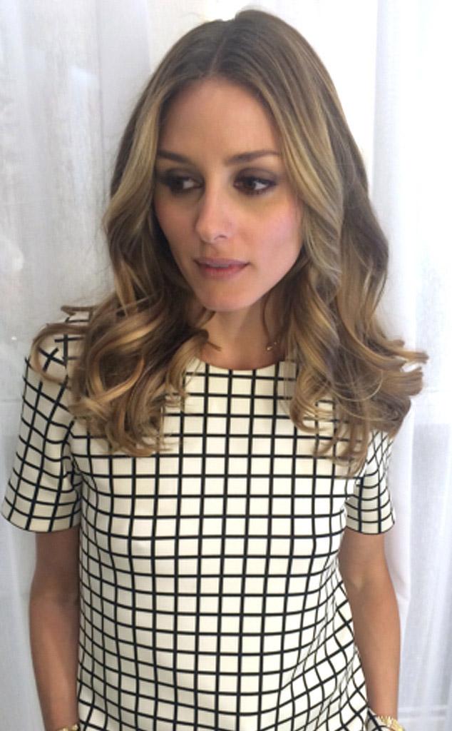 Olivia Palermo Gets Blonde Highlights Pre Wedding