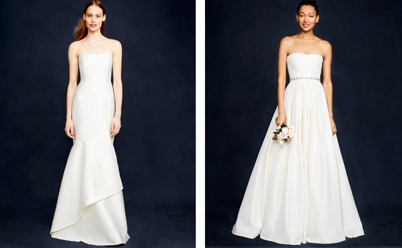 Wedding Dress Retailer 88 Perfect J Crew Showcases Fall