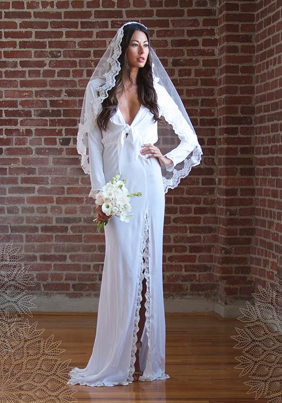 Stone Cold Fox 2014 Wedding Dresses Photos