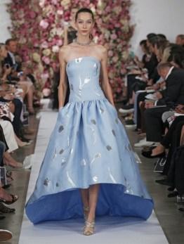 Dress from Oscar de la Renta Spring/Summer 2015 Runway Show