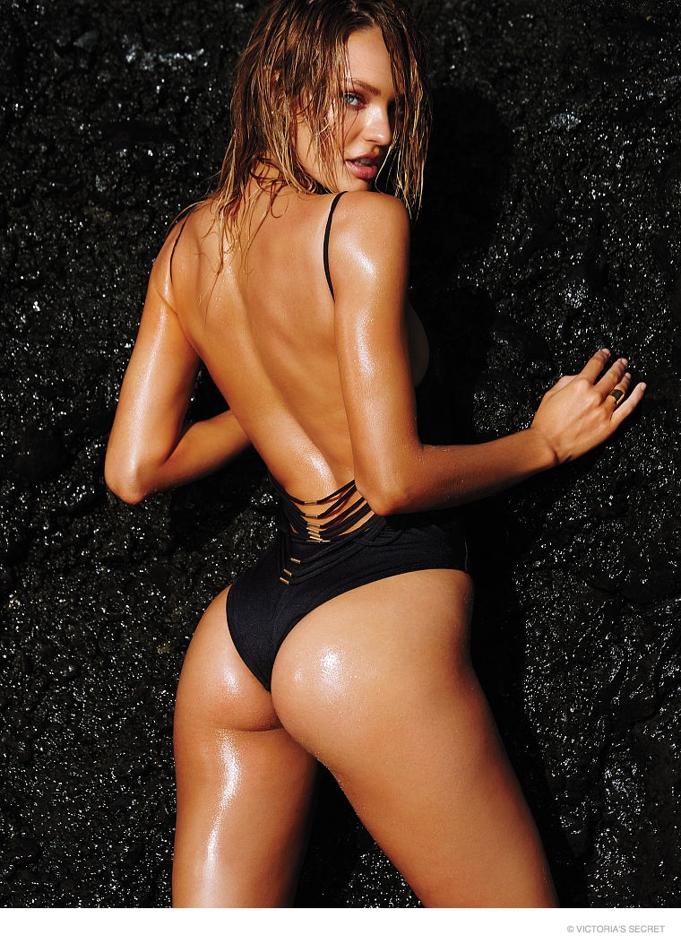 candice swanepoel swim photos01 Hot Swim! Candice Swanepoel Strips Down for Victoria's Secret Shoot