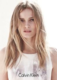 97546cf4a87 Calvin Klein White Label Goes Back to Basics for Spring 2015 ...