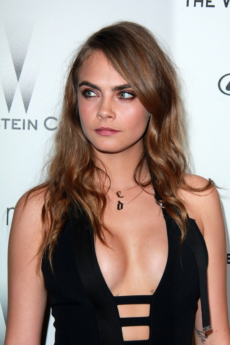 Cara Delevingne Ed B On Sports